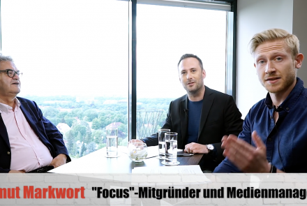 Helmut Marktwort im Interview mit Mission Money